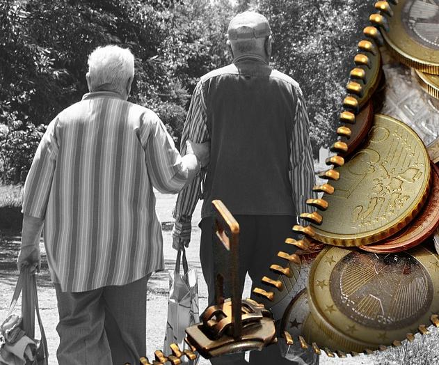 Sărăcia la bătrânețe crește drastic în germania